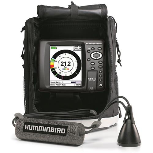 Humminbird ICE 688ci Combination GPS/Sonar Fishfinder