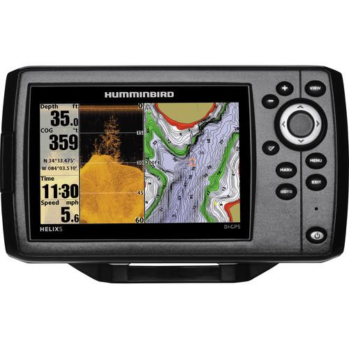 Humminbird Helix 5 DI GPS Fishfinder