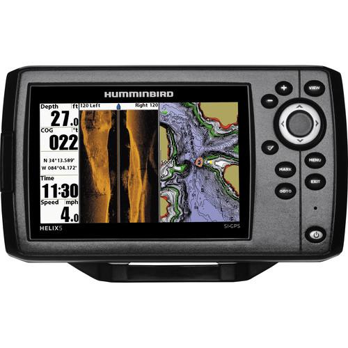Humminbird Helix 5 5 SI GPS Fishfinder