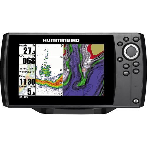 Humminbird Helix 7 GPS Fishfinder