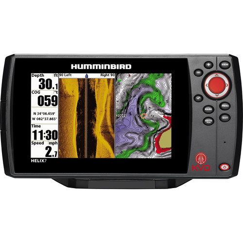 Humminbird Helix 7 SI GPS KVD Fishfinder