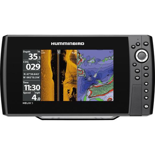 Humminbird Helix 9 SI GPS Fishfinder