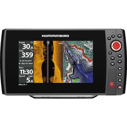 Humminbird Helix 9 SI GPS KVD Fishfinder