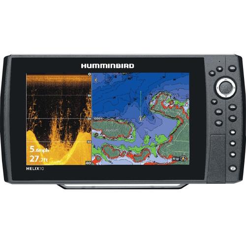 Humminbird Helix 10 DI GPS Fishfinder