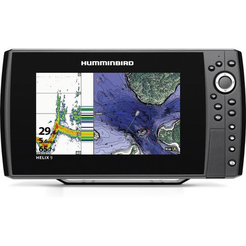 Humminbird Helix 9 CHIRP GPS G2N Fishfinder
