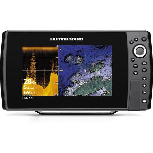 Humminbird Helix 9 CHIRP DI GPS G2N Fishfinder
