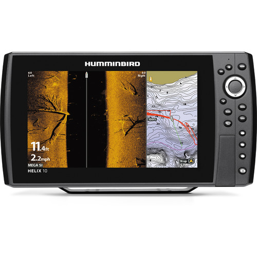 Humminbird Helix 10 CHIRP MEGA SI GPS G2N Fishfinder