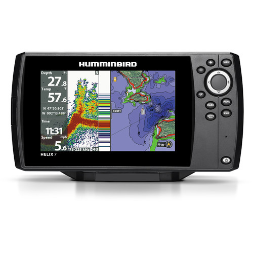 Humminbird Helix 7 CHIRP GPS G2 Fishfinder