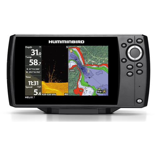 Humminbird Helix 7 CHIRP DI GPS G2 Fishfinder