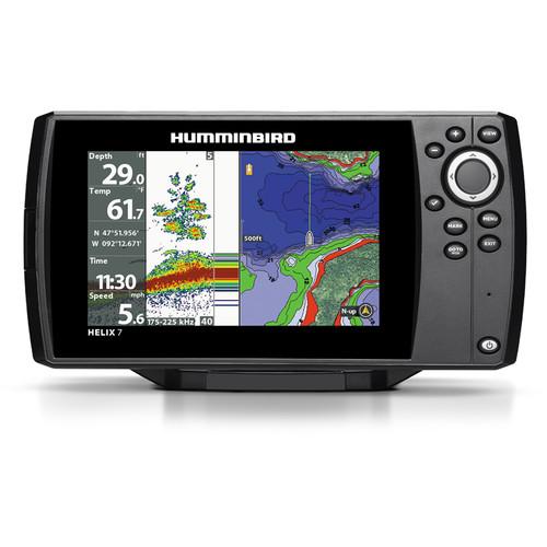 Humminbird Helix 7 CHIRP GPS G2N Fishfinder