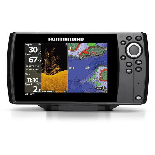 Humminbird Helix 7 CHIRP DI GPS G2N Fishfinder