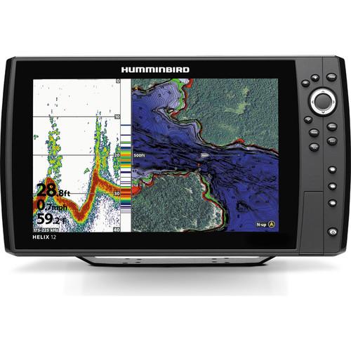 Humminbird Helix 12 CHIRP GPS G2N Fishfinder