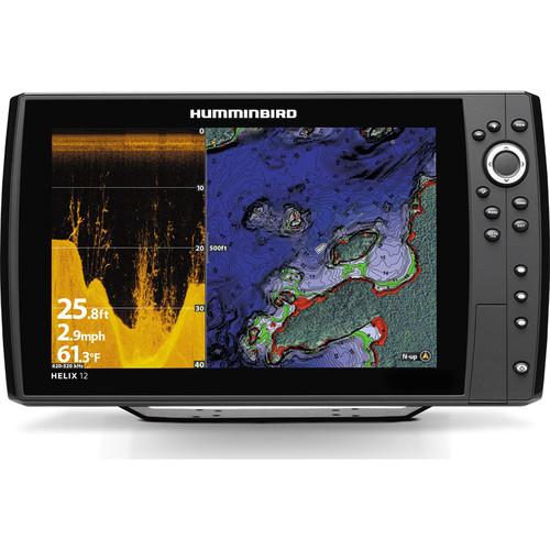 Humminbird Helix 12 CHIRP DI GPS G2N Fishfinder