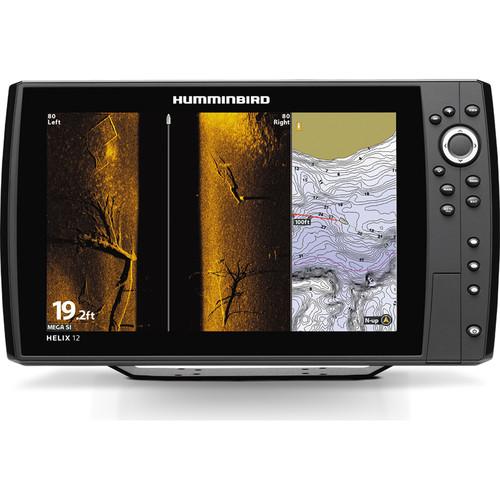 Humminbird Helix 12 CHIRP MEGA SI GPS G2N Fishfinder