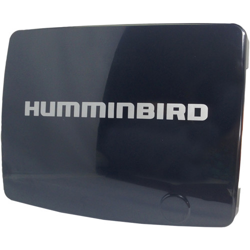 Humminbird UC 3 Unit Cover for 600, 700, and Select 300 & 500 Series Fishfinders (Black)