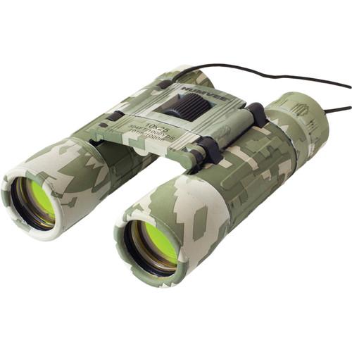 Humvee 10x25 Compact Binocular (Digital Camo)