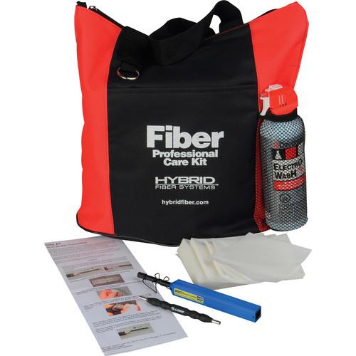 Camplex Fiber Optic Cleaning Kit for LEMO Type SMPTE 304/311M Hybrid Connectors
