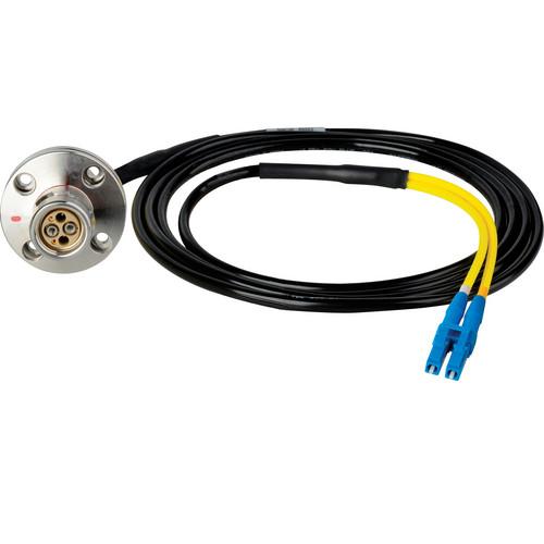 Camplex 6' Lemo FMW to Duplex LC Fiber Inline Breakout Cable