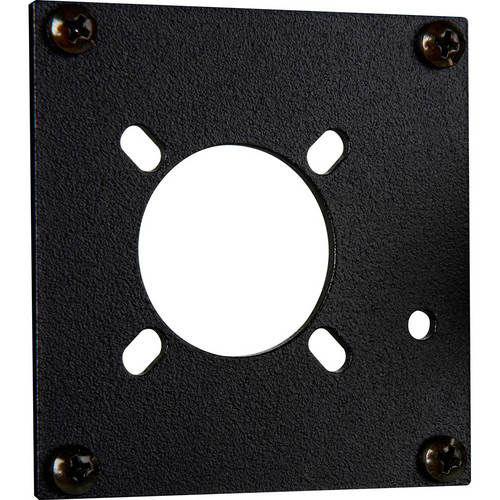 Camplex LEMO SMPTE Plug or Jack Pre-Punched Frame Module for HY45 System