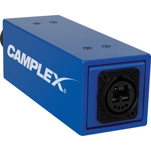 Camplex SMPTE 311M to Neutrik opticalCON Female Fiber Optic Adapter