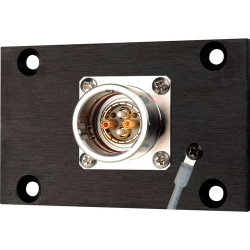 Camplex SMPTE PBW Jack to 2 ST Fiber and 5-Pin AMP for 1RU HYMOD Systems