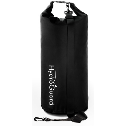 HydroGuard Water-Resistant 30L Dry Bag (Black)