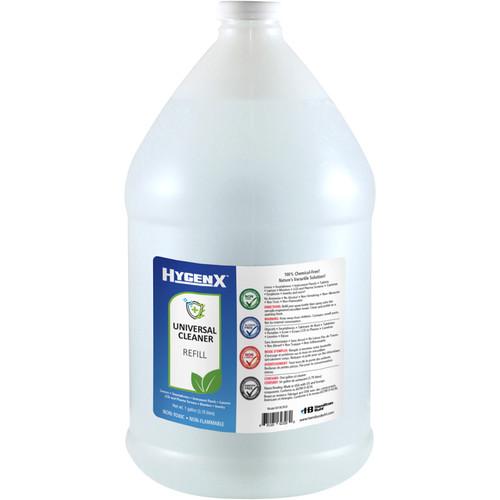 HygenX Universal Cleaner Refill Bottle (1-Gallon)