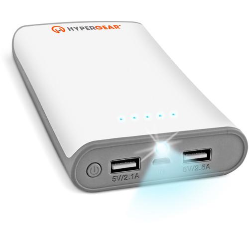 HyperGear Dual USB Battery Pack (12000mAh)