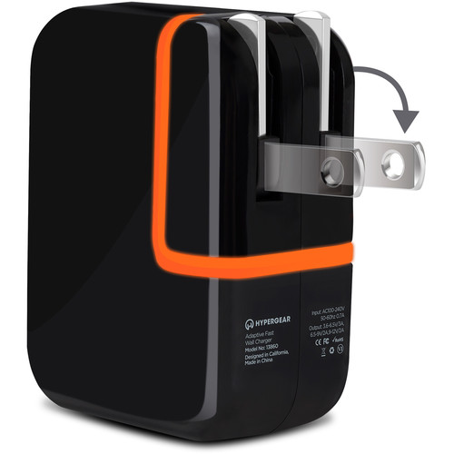 HyperGear Adaptive Fast USB Wall Charger