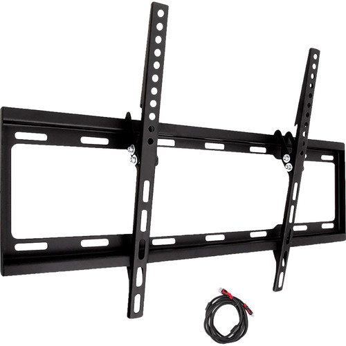 "HyperGear Wall Mount for 32 to 70"" TVs with HDMI Cable"