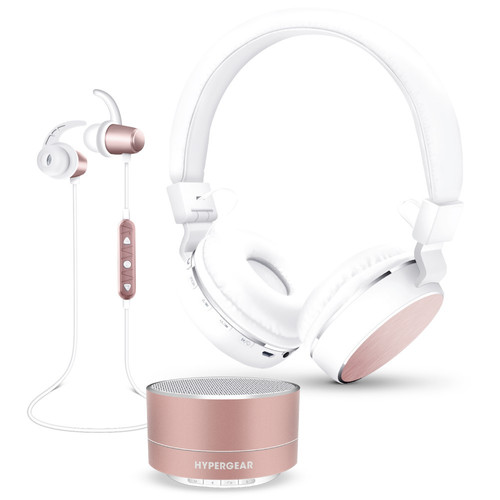 HyperGear Wireless Gift Set (Rose Gold)