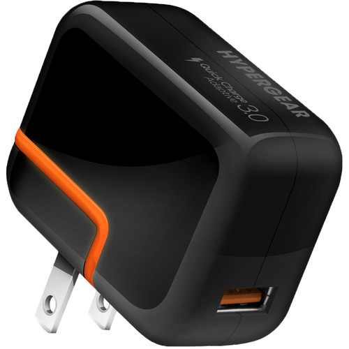 HyperGear Adaptive Quick Charge 3.0 Wall Charger with Hybrid USB Cable