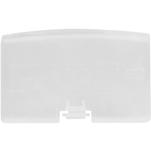 HYPERKIN Battery Cover for Nintendo Game Boy Advance (Clear)