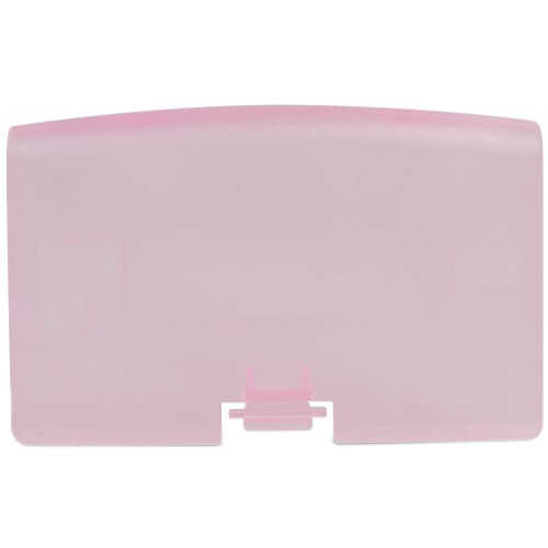 HYPERKIN Battery Cover for Nintendo Game Boy Advance (Clear Pink)