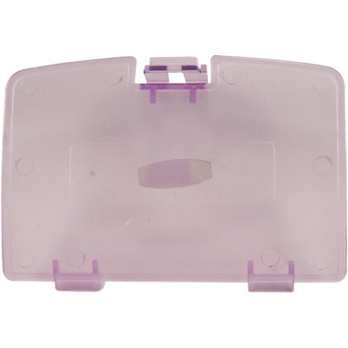 HYPERKIN Battery Cover for Nintendo Game Boy Color (Clear Purple)