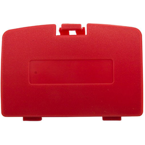 HYPERKIN Battery Cover for Game Boy Color (Red)