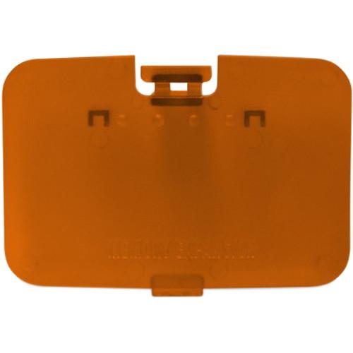 HYPERKIN RepairBox Replacement Memory Door Cover for Nintendo 64 (Atomic Orange)
