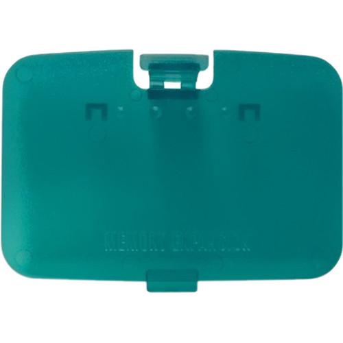 HYPERKIN RepairBox Replacement Memory Door Cover for Nintendo 64 (Ice Blue)