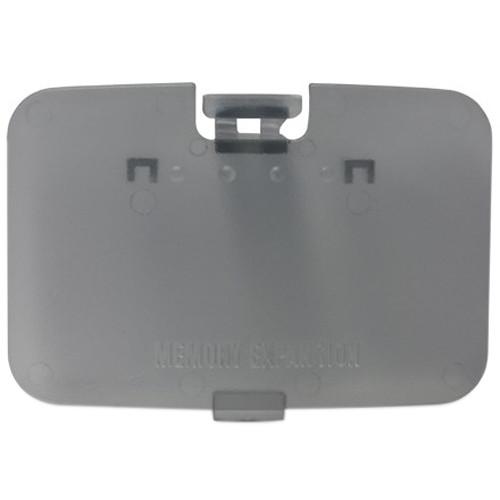 HYPERKIN RepairBox Replacement Memory Door Cover for Nintendo 64 (Smoke)
