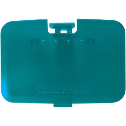 HYPERKIN RepairBox Replacement Memory Door Cover for Nintendo 64 (Turquoise)