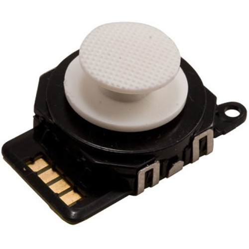 HYPERKIN Thumb Stick with Analog Board for Sony PSP 2000 System (White)