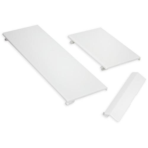 HYPERKIN Replacement Doors Set for Nintendo Wii (White)