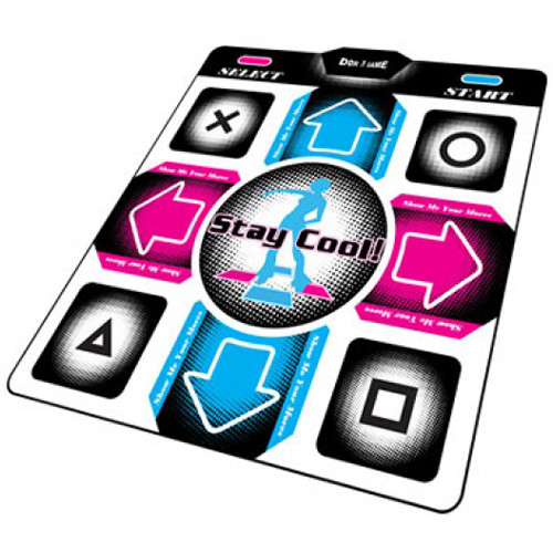 HYPERKIN DDR GAME Regular Dance Pad for PlayStation 2 and PS One