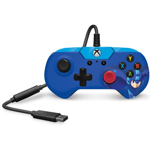 HYPERKIN X91 Wired Controller for Xbox One (Mega Man 11 Edition)