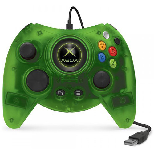 HYPERKIN Duke Wired Controller for Xbox One/PC (Green Limited Edition)