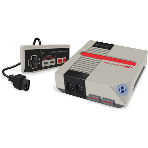 HYPERKIN RetroN 1 HD Gaming Console (Gray)