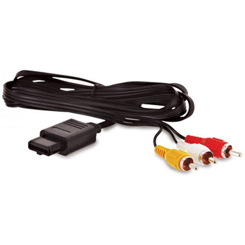 HYPERKIN Tomee AV Cable for GameCube/N64/SNES Systems (Retail Packaging)