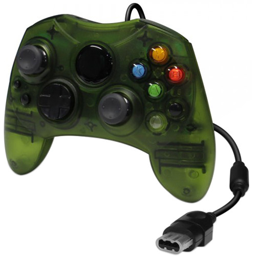 HYPERKIN Wired Xbox Controller (Green)