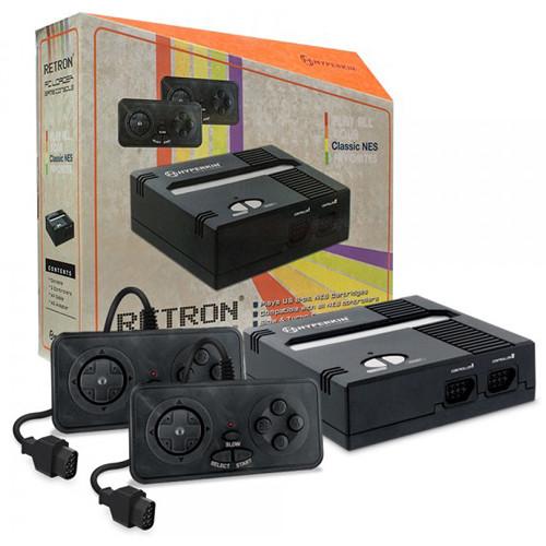 HYPERKIN RetroN 1 Gaming Console (Black)