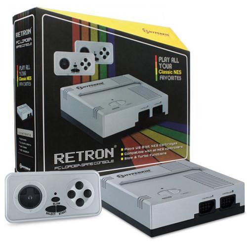 HYPERKIN RetroN 1 Gaming Console (Silver)